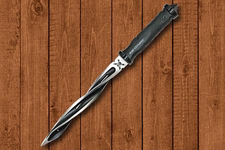 Spiral Blade Knife
