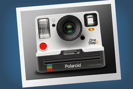 Polaroid Original 9003 OneStep 2