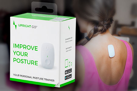 Strapless Posture Trainer