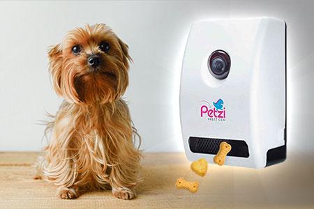 Petzi Wi-Fi Camera & Treat Dispenser