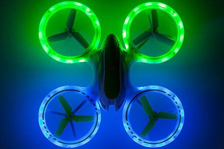 LED Drone