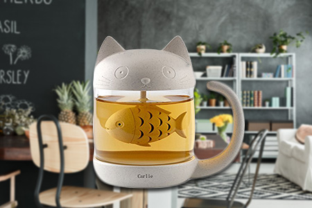 Kitty Tea Infuser
