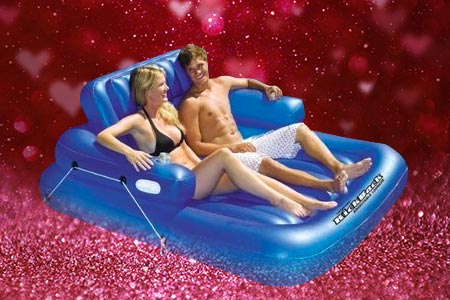 Lovers Pool Couch