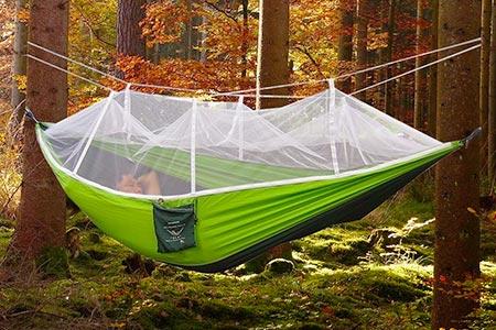 The Camping Hammock