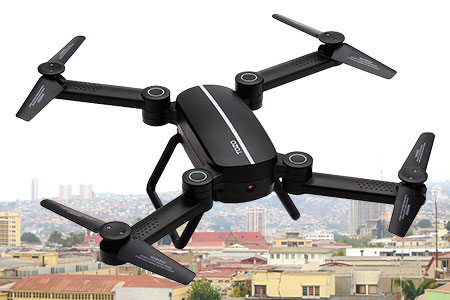 Drone with Live Video Feed