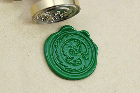 Dragon Wax Seal Stamp Kit