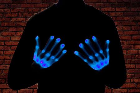 Skeleton Hand Gloves