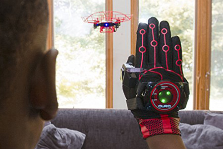 Drone with Glove Controller