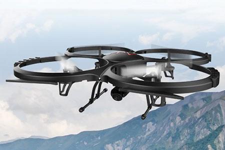 Headless Remote Control Quadcopter