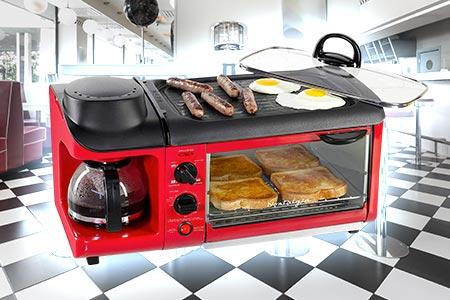 Full Breakfast Station