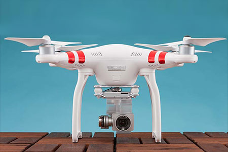 Drone with HD Video Camera