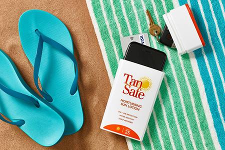 Secret Stash Sunscreen
