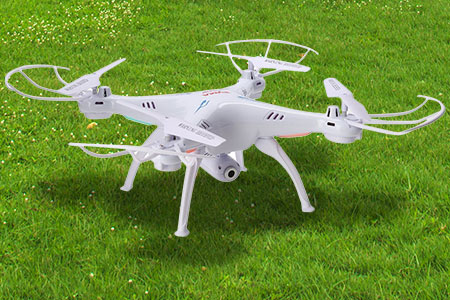 Headless Quadcopter Drone