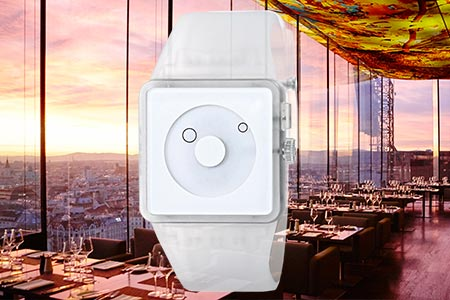 Nixon Translucent Watch