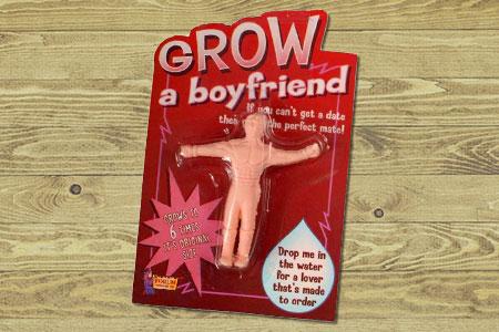 Grow-Your-Own Boyfriend