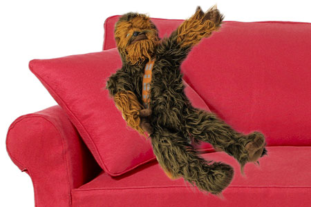 Chewbacca Pillow Buddy