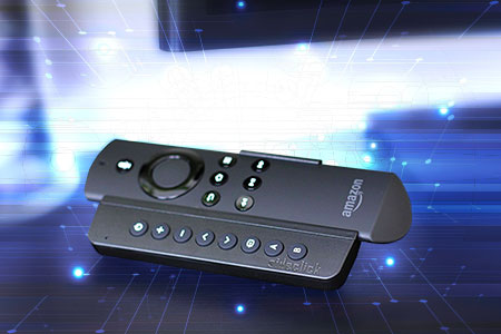 Streaming Box Universal Remote
