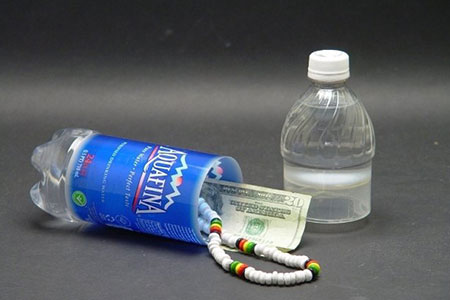 Secret Stash Water Bottle