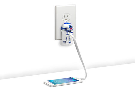 Star Wars Wall Charger
