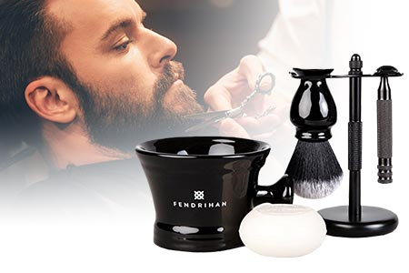 5-Piece Traditional Shaving Kit