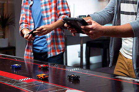 ANKI Drive Robotic Car Racing Game