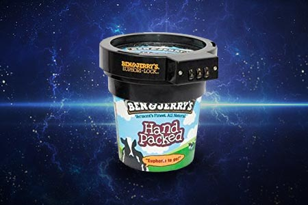 Ice Cream Combination Lock
