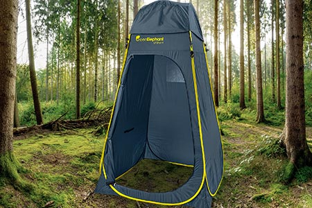 Portable Changing Room