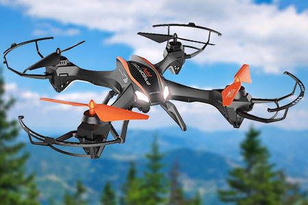 Predator WiFi Drone