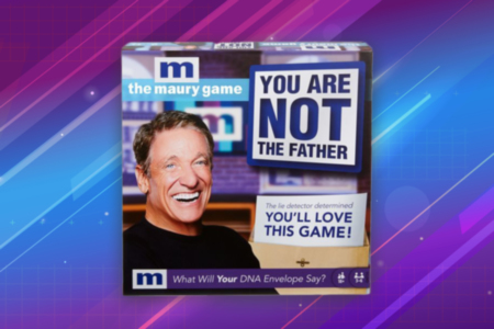 The Maury Game: You Are Not The Father