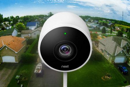 Nest Security Camera (Outdoor)