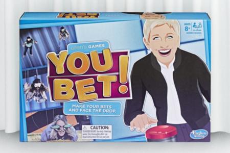 Ellen's You Bet Game