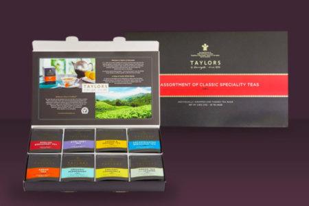 Tea Variety Box, 48 Count