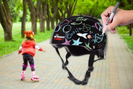 Dry Erase Helmet