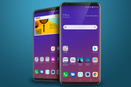 LG Smartphone V35