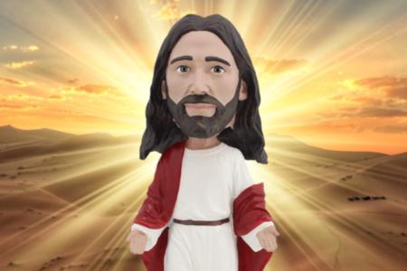 Jesus Christ Bobblehead