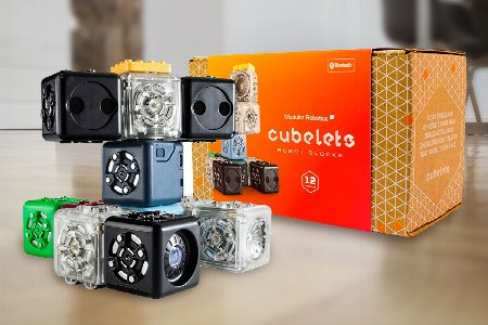 Cubelets Robotic Blocks