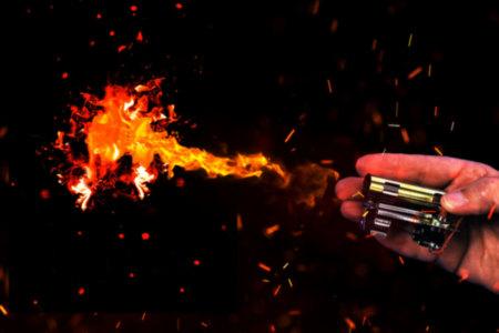 Fireball Shooter