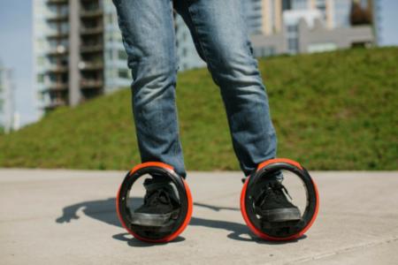 Boardless Skateboard