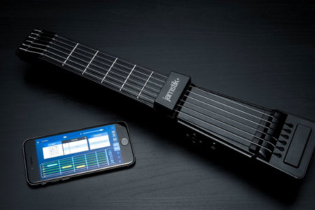 Jamstik+ Guitar Learning and MIDI Tool