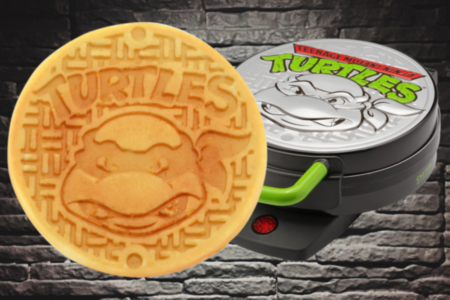 TMNT Waffle Maker