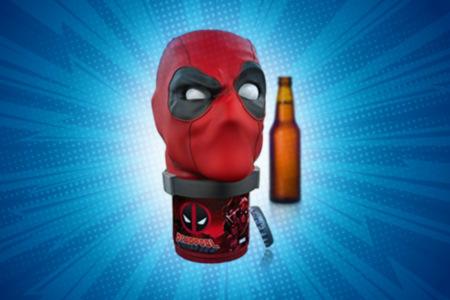 Deadpool Talking Bottle Opener