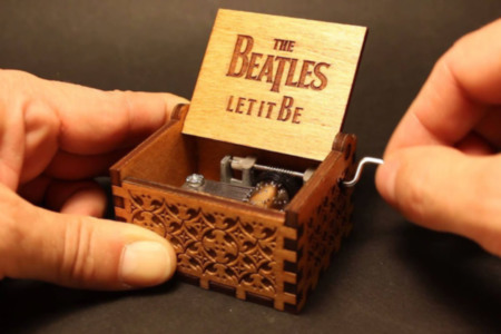 Beatles Music Box
