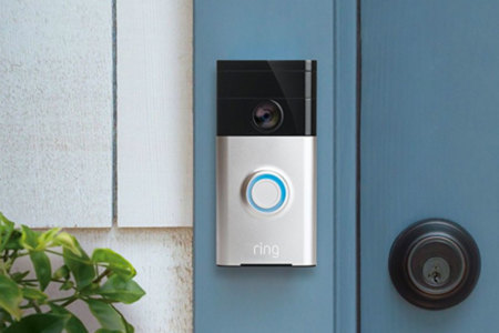 Alexa Enabled Video Doorbell