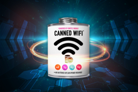Canned WiFi
