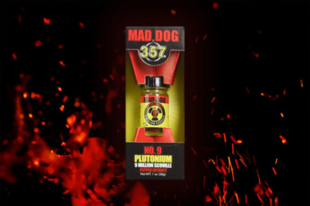 Mad Dog 357 - The Hottest Hot Sauce
