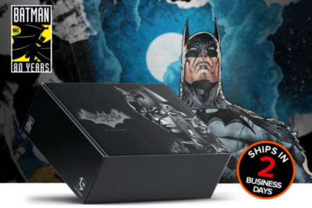 80th Anniversary Batman Crate
