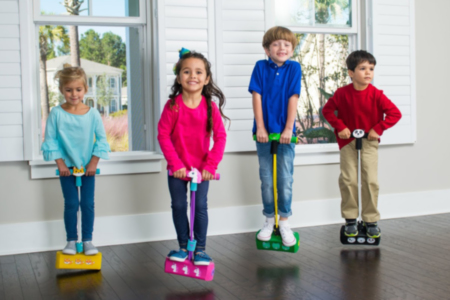 Kid's Pogo Stick