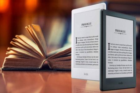 Amazon Paperwhite E-Reader