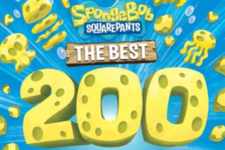 Best 200 SpongeBob Episodes