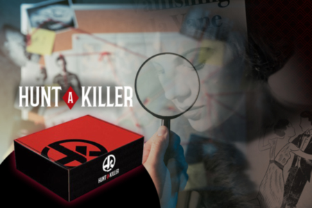 Hunt-A-Killer Subscription Box